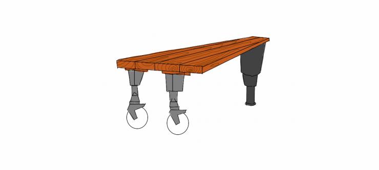 Pump Table