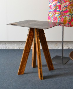 Walk ablout bistro table