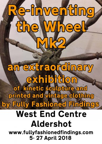 Poster Reinventing the Wheel Mk2